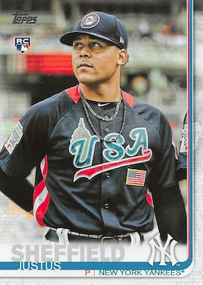 2019 Topps Series 1 Baseball Variations Checklist and Gallery 181