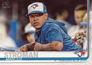 2019 Topps Series 1 Baseball Variations Checklist and Gallery 23