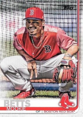 2019 Topps Series 1 Baseball Variations Checklist and Gallery 33