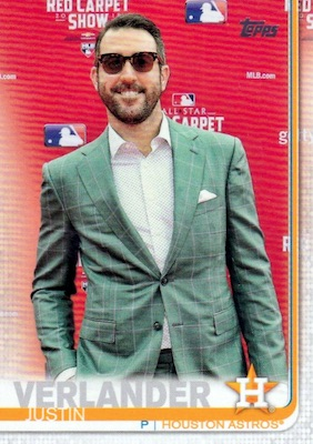 2019 Topps Series 1 Baseball Variations Checklist and Gallery 41