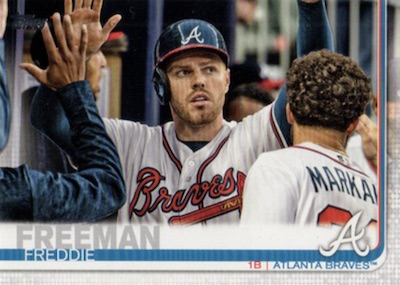2019 Topps Series 1 Baseball Variations Checklist and Gallery 107