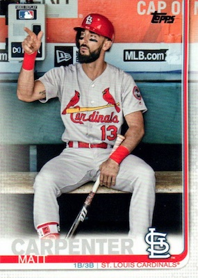 2019 Topps Series 1 Baseball Variations Checklist and Gallery 51