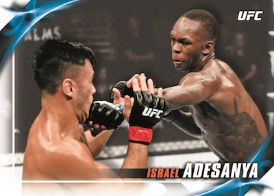 2019 Topps UFC Knockout MMA Cards 3