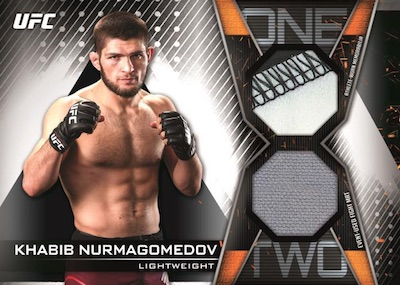 2019 Topps UFC Knockout MMA Cards 8