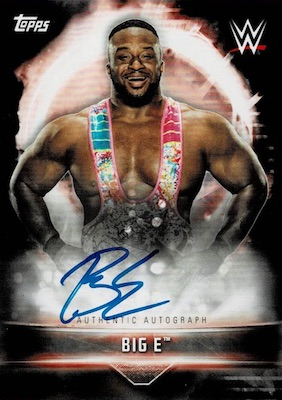 2019 Topps WWE Road to WrestleMania Cards 5
