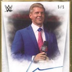 2019 Topps WWE Transcendent Collection Wrestling Cards