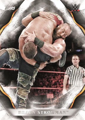 2019 Topps WWE Undisputed Wrestling Cards 3