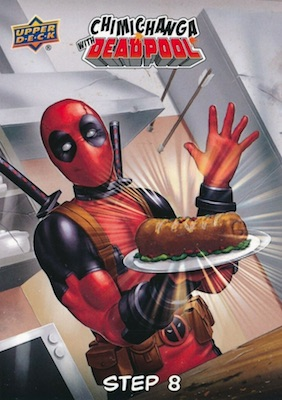 2019 Upper Deck Deadpool Trading Cards 6