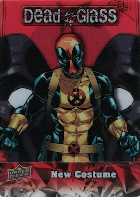 2019 Upper Deck Deadpool Trading Cards 31