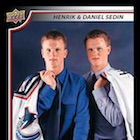2019 Upper Deck Sibling Sensations Family Weekend Hockey Cards