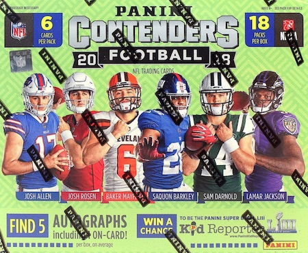 Top 10 Selling Sports Card and Trading Card Hobby Boxes 7
