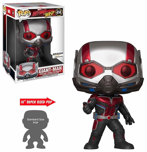 Funko Pop Ant-Man and the Wasp Vinyl Figures 14