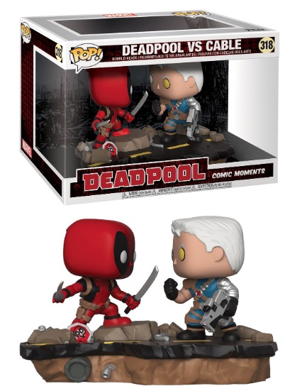 Ultimate Funko Pop Deadpool Figures Checklist and Gallery 37