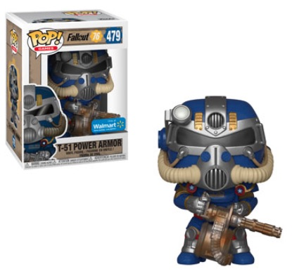 Ultimate Funko Pop Fallout Figures Checklist and Gallery 46
