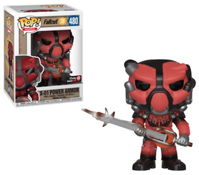 Ultimate Funko Pop Fallout Figures Checklist and Gallery 47