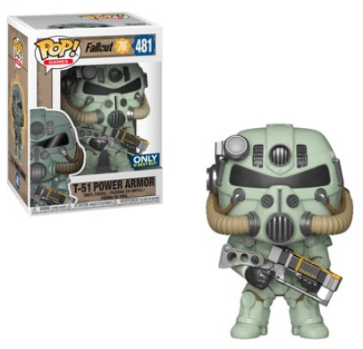 Ultimate Funko Pop Fallout Figures Checklist and Gallery 48