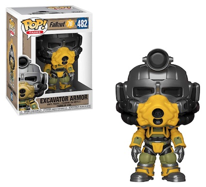 Ultimate Funko Pop Fallout Figures Checklist and Gallery 49