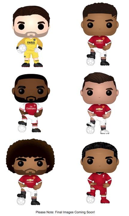 Ultimate Funko Pop Football Soccer Figures Guide 18