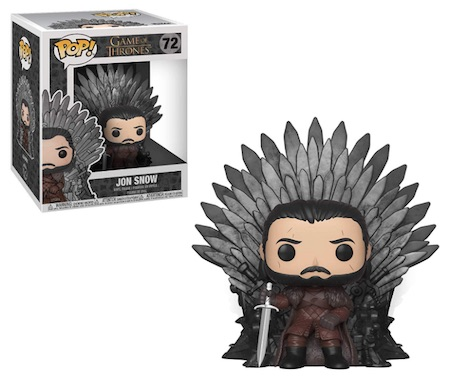 Ultimate Funko Pop Game of Thrones Figures Checklist and Guide 95