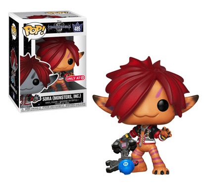 Ultimate Funko Pop Kingdom Hearts Figures Guide 34