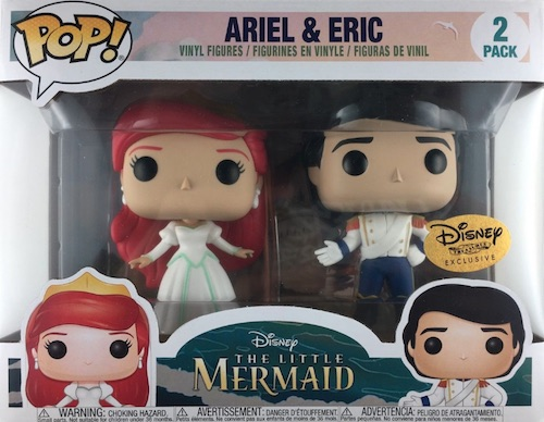 Ultimate Funko Pop Little Mermaid Figures Gallery and Checklist 28