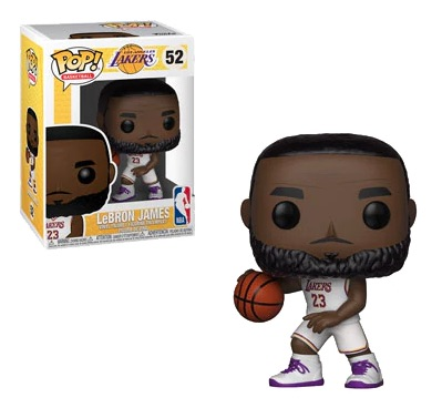 Ultimate Funko Pop NBA Basketball Figures Gallery and Checklist 56