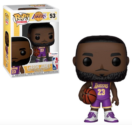 Ultimate Funko Pop Basketball Figures Gallery and Checklist 58
