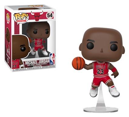 Ultimate Funko Pop Basketball Figures Gallery and Checklist 59