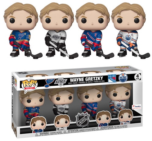 Ultimate Funko Pop Wayne Gretzky Figures Gallery and Checklist 5