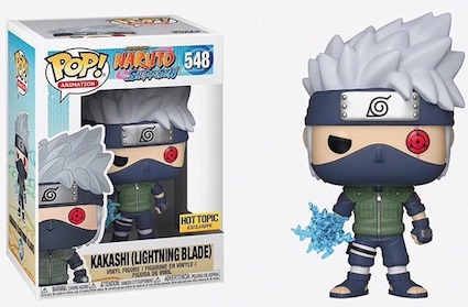 Ultimate Funko Pop Naruto Shippuden Figures Gallery and Checklist 18