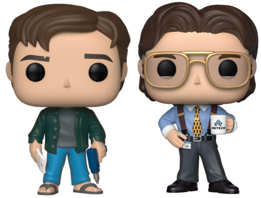 Funko Pop Office Space Vinyl Figures 1