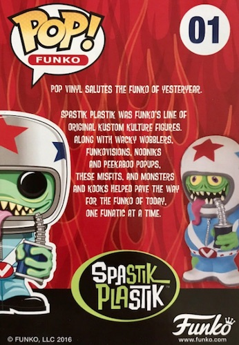 Ultimate Funko Pop Fantastik Plastik Figures Gallery & Checklist 1