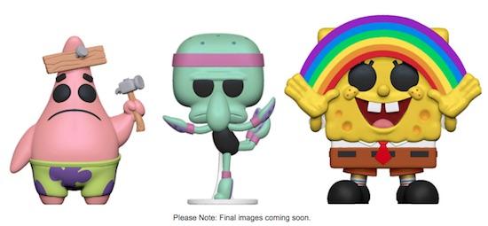 Ultimate Funko Pop SpongeBob SquarePants Figures Guide 13