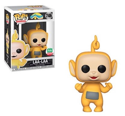 Funko Pop Teletubbies Vinyl Figures 3