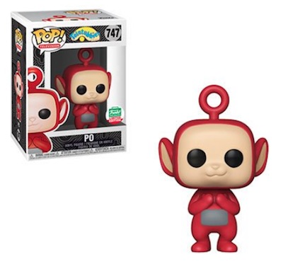Funko Pop Teletubbies Vinyl Figures 4