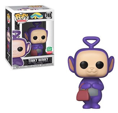 Funko Pop Teletubbies Vinyl Figures 5