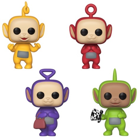 Funko Pop Teletubbies Vinyl Figures 1