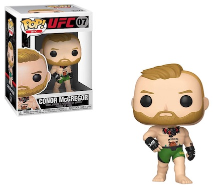 Ultimate Funko Pop UFC Vinyl Figures Guide 11