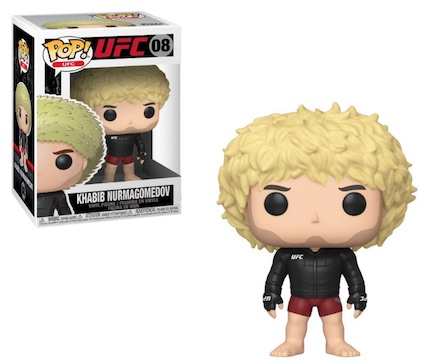 Ultimate Funko Pop UFC Vinyl Figures Guide 12