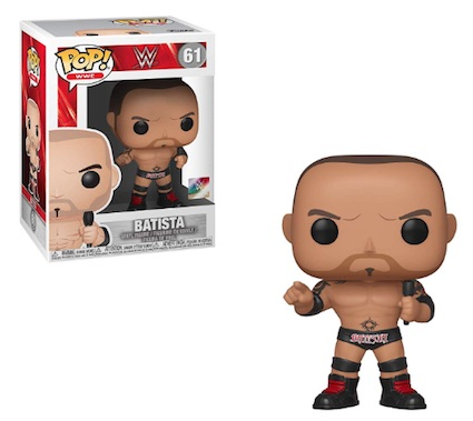 Ultimate Funko Pop WWE Figures Checklist and Gallery 88