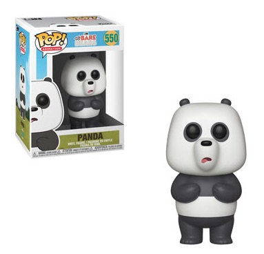 Funko Pop We Bare Bears Vinyl Figures 3