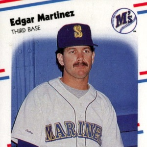 Top Edgar Martinez Baseball Cards Rookies Inserts Prospects Ranked