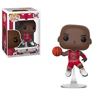 Michael Jordan Action Figure 23 Red Basketball Real Masterpiece 1//6 Kid Gift Toy