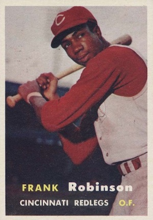 Top 10 Frank Robinson Baseball Cards 10