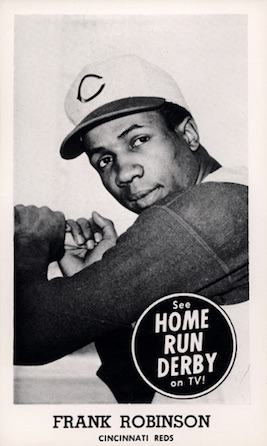 Top 10 Frank Robinson Baseball Cards 7