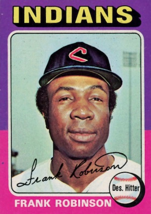 Top 10 Frank Robinson Baseball Cards 1