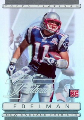 Super Bowl LIII MVP! Top Julian Edelman Rookie Cards 7