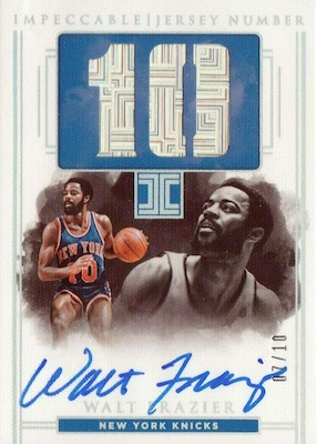 2018-19 Panini Impeccable Basketball Cards 3