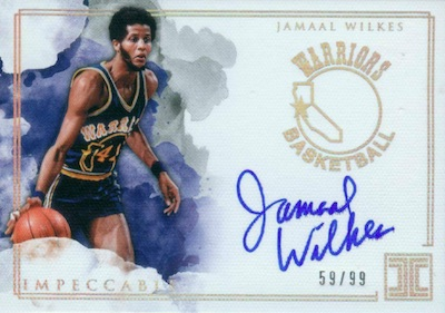 2018-19 Panini Impeccable Basketball Cards 28