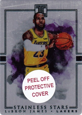 2018-19 Panini Impeccable Basketball Cards 2